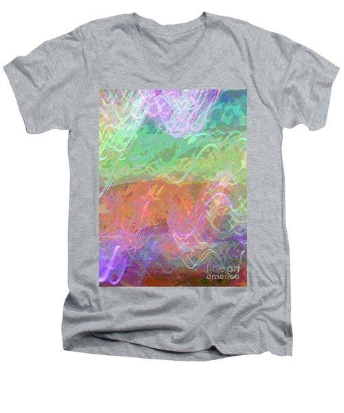 Celeritas 48 Men's V-Neck T-Shirt