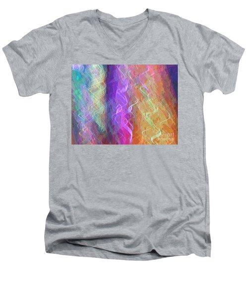 Celeritas 51 Men's V-Neck T-Shirt