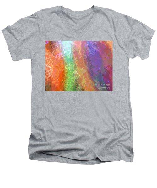 Celeritas 58 Men's V-Neck T-Shirt
