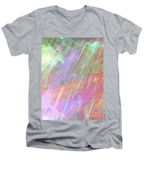 Celeritas 64 Men's V-Neck T-Shirt
