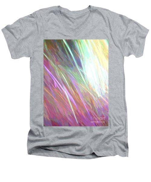 Celeritas 69 Men's V-Neck T-Shirt