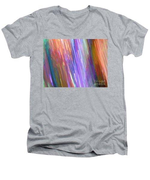 Celeritas 7 Men's V-Neck T-Shirt