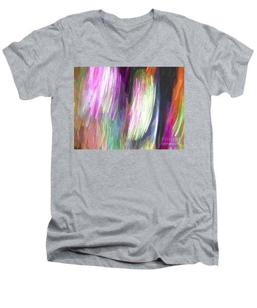 Celeritas 72 Men's V-Neck T-Shirt
