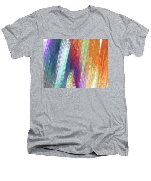 Celeritas 8 Men's V-Neck T-Shirt