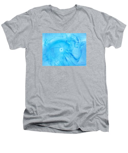 Celestial Intelligencer Men's V-Neck T-Shirt