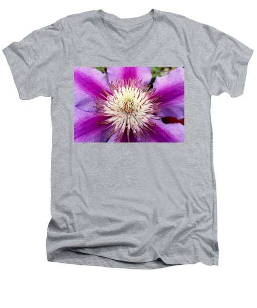 Centerpiece Men's V-Neck T-Shirt