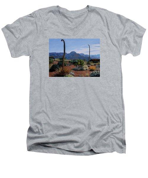 Century Sentinels Men's V-Neck T-Shirt