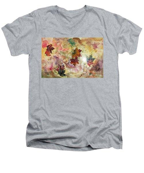 Change In You II Men's V-Neck T-Shirt