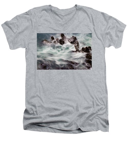 Chimerical Ocean Men's V-Neck T-Shirt
