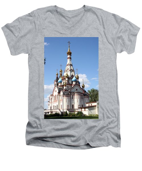 Church Men's V-Neck T-Shirt