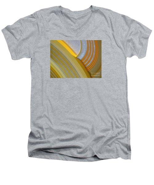 Cincinnati Ceiling Men's V-Neck T-Shirt
