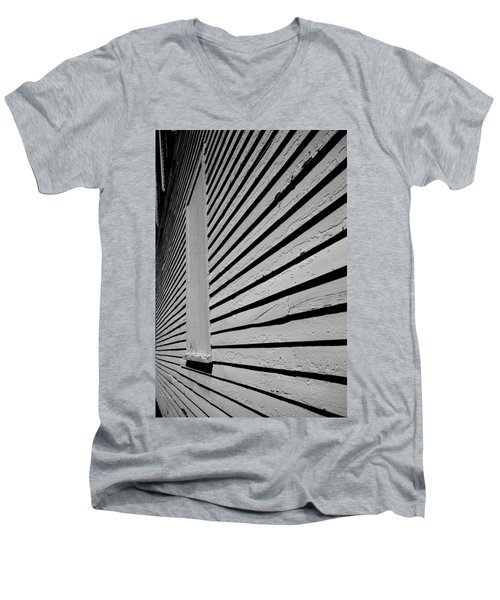 Clapboards Men's V-Neck T-Shirt