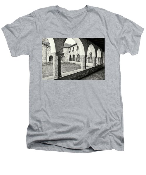 Cloister Men's V-Neck T-Shirt