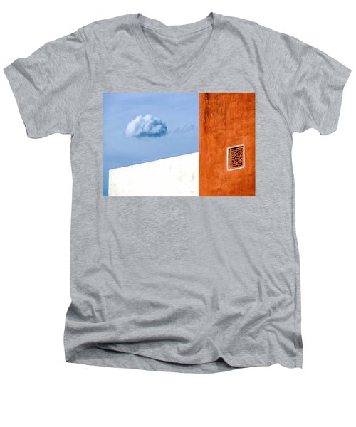 Cloud No 9 Men's V-Neck T-Shirt
