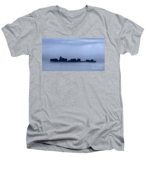 Cloud Ship Men's V-Neck T-Shirt