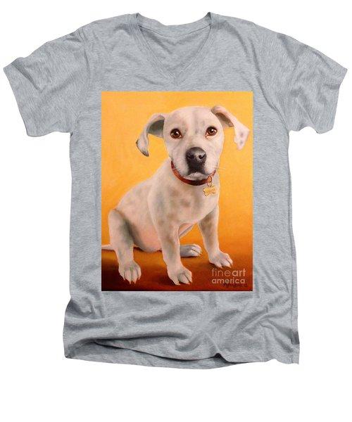 Cocoa Men's V-Neck T-Shirt