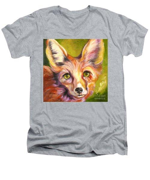 Colorado Fox Men's V-Neck T-Shirt