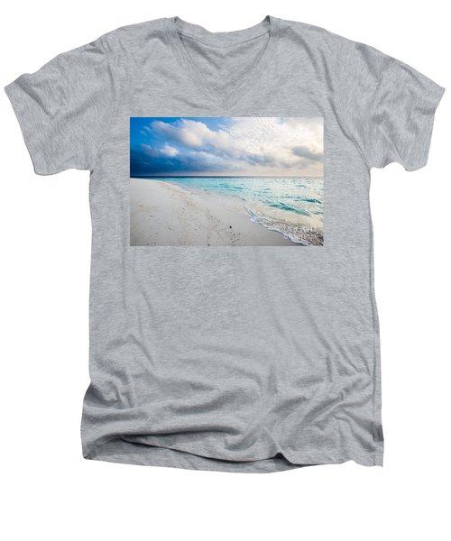 Colors Of Paradise Men's V-Neck T-Shirt