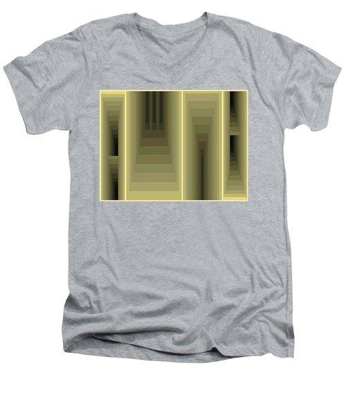 Composition 80 Men's V-Neck T-Shirt