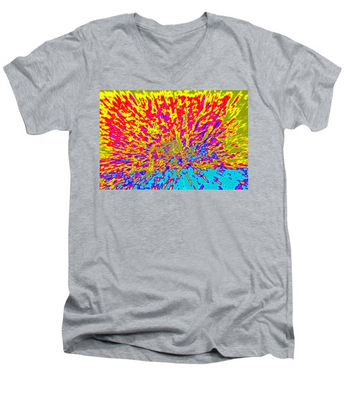 Cosmic Series 015 Men's V-Neck T-Shirt