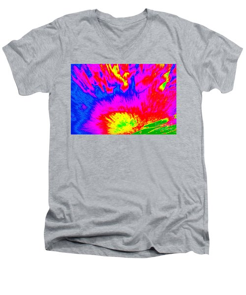 Cosmic Series 023 Men's V-Neck T-Shirt