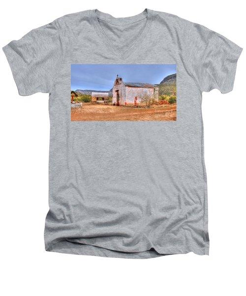 Cowboy Church Men's V-Neck T-Shirt