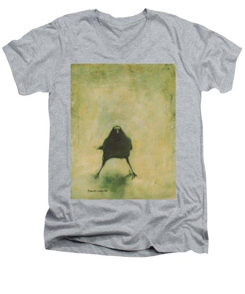 Crow 6 Men's V-Neck T-Shirt