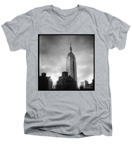 Crushed Twice Men's V-Neck T-Shirt