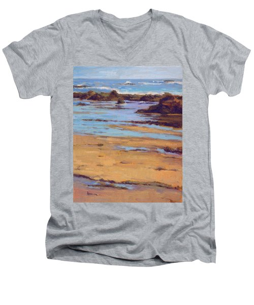 Crystal Cove Men's V-Neck T-Shirt