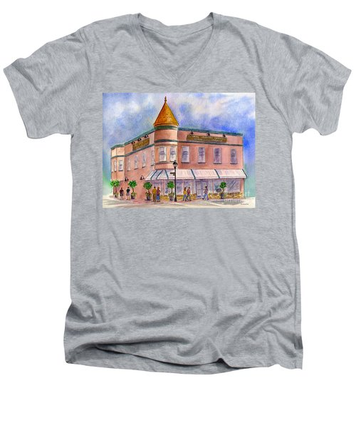 Cunha's Country Store Men's V-Neck T-Shirt