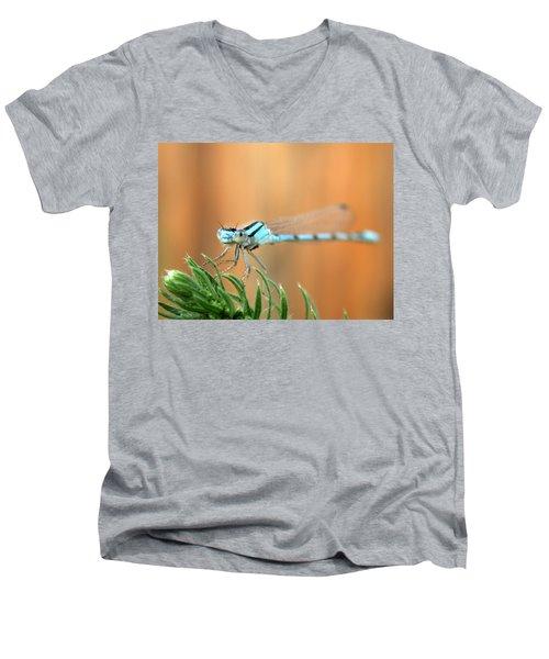Damselfly Men's V-Neck T-Shirt