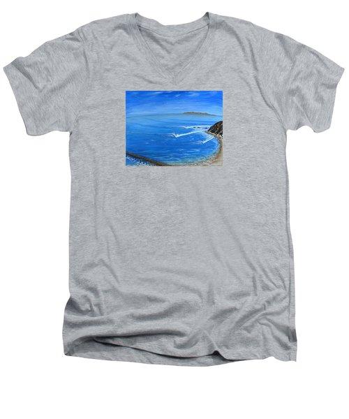 Dana Point-killer Dana Men's V-Neck T-Shirt