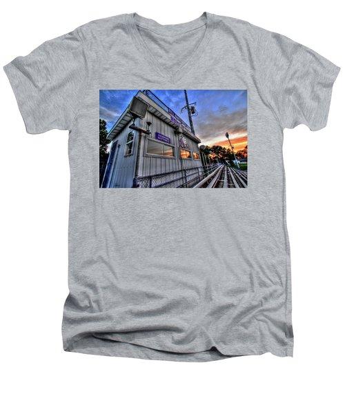 Dawg House Men's V-Neck T-Shirt