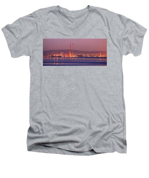 Day Peep Men's V-Neck T-Shirt