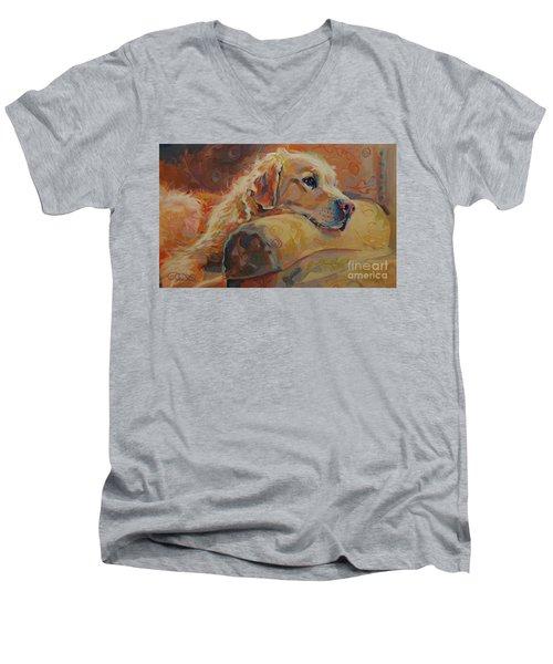 Daydream Men's V-Neck T-Shirt