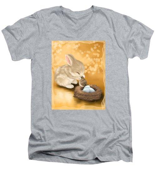 Dear Friend Men's V-Neck T-Shirt
