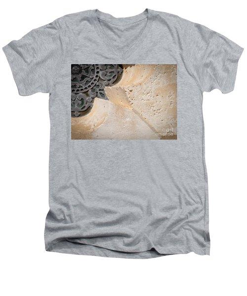 Degoyler Limestone Men's V-Neck T-Shirt