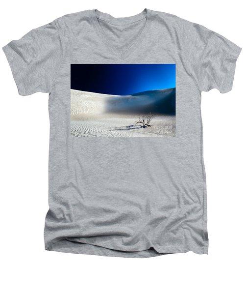 Desert Branch Void Men's V-Neck T-Shirt
