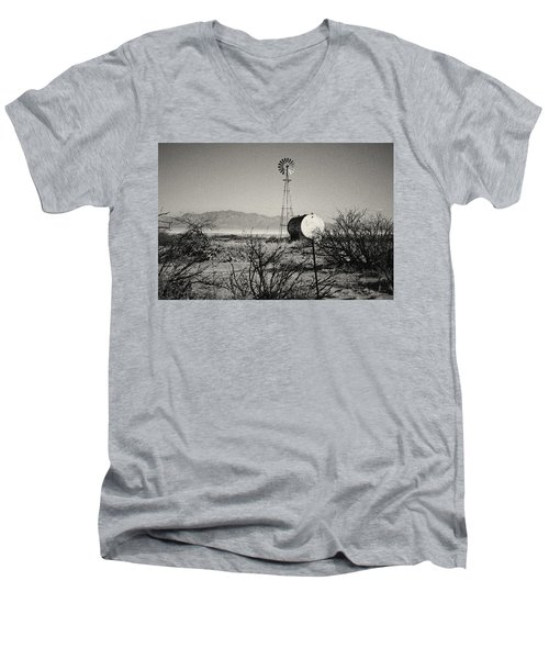 Desert Farm Men's V-Neck T-Shirt