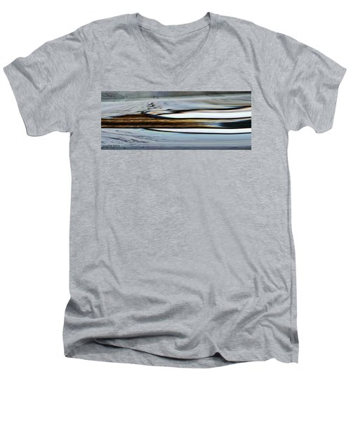 Desert Of Trust One Men's V-Neck T-Shirt