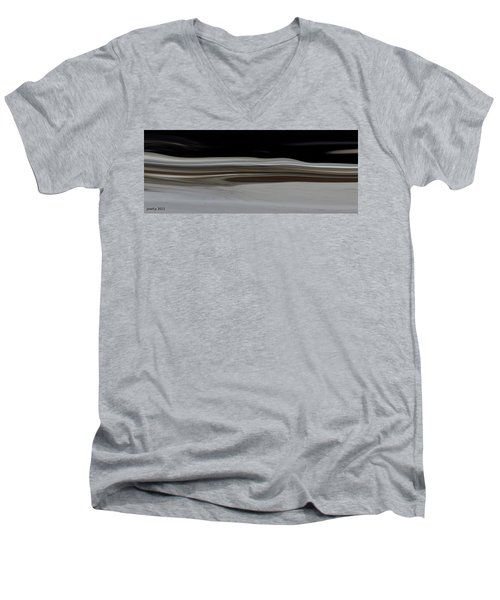 Desert Of Trust Two Men's V-Neck T-Shirt