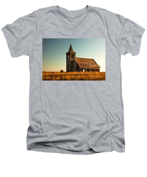 Deserted Devotion Men's V-Neck T-Shirt