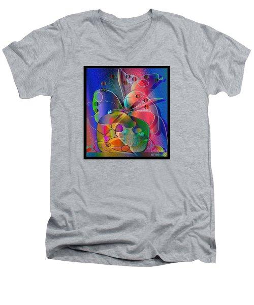 Design #29 Men's V-Neck T-Shirt