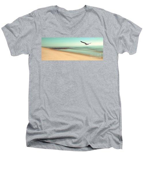 Desire - Light Men's V-Neck T-Shirt