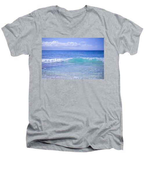 Destiny Men's V-Neck T-Shirt by Sharon Mau