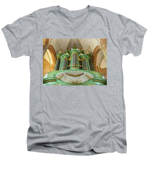 Deventer Organ Men's V-Neck T-Shirt