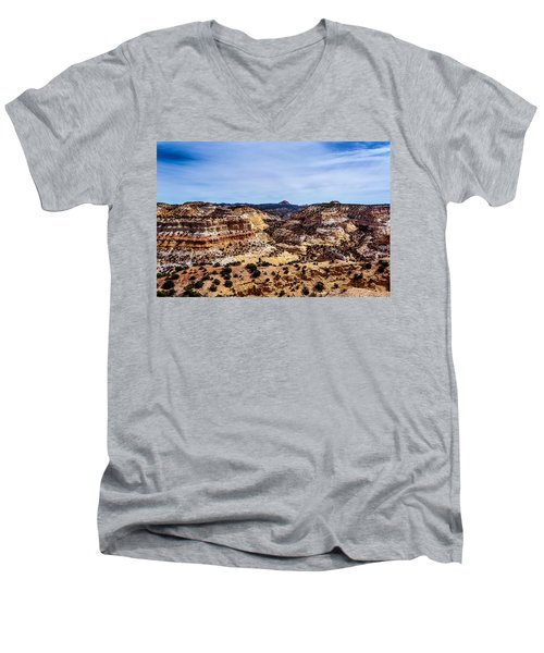 Devil's Canyon Men's V-Neck T-Shirt