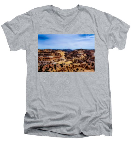 Devil's Canyon2 Men's V-Neck T-Shirt