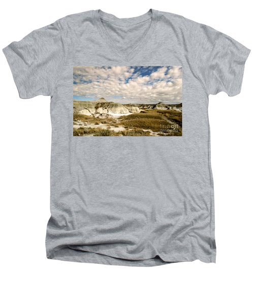 Dinosaur Badlands Men's V-Neck T-Shirt