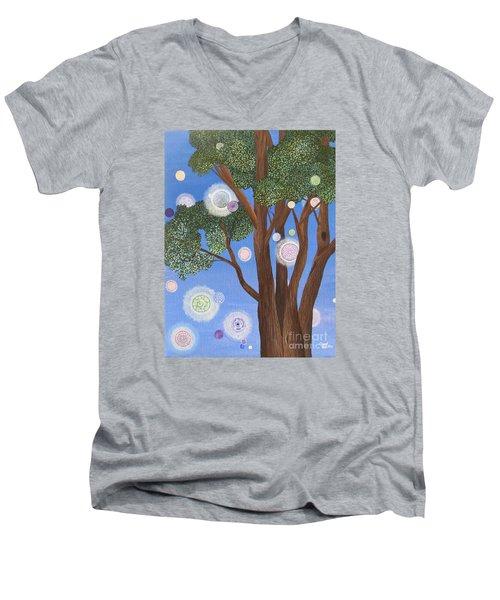 Divine Possibilities Men's V-Neck T-Shirt